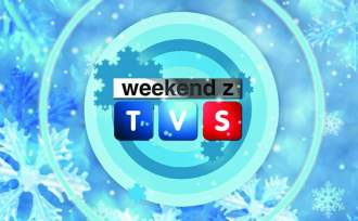 Logo Weekend z TVS